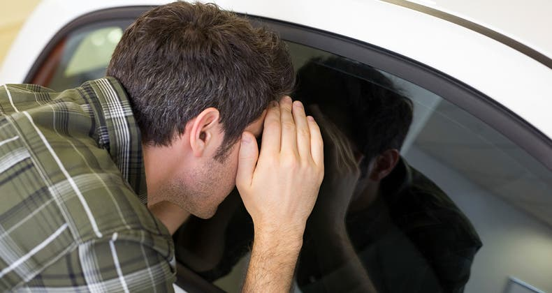 Auto Loans For Bad Credit >> How To Tell If You're Buying A Stolen Car
