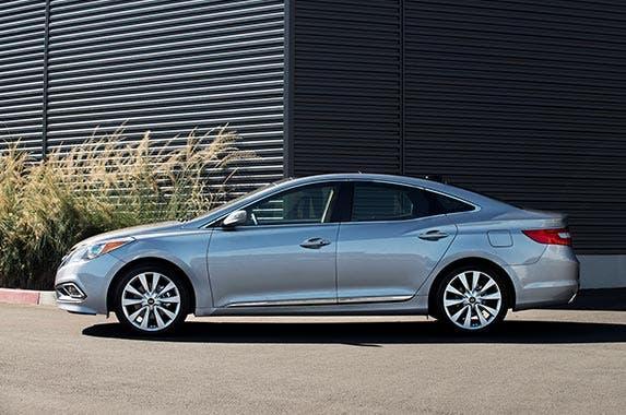 2016 Hyundai Azera | Hyundai