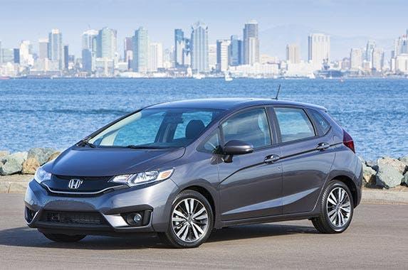 2016 Honda Fit | Honda