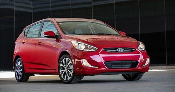 Hyundai Accent GS © Hyundai