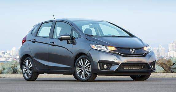 Honda Fit LX © Honda
