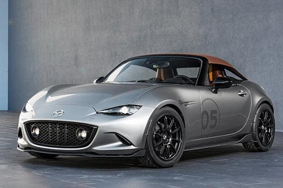 5 cars setting the latest sporty design trends | Mazda