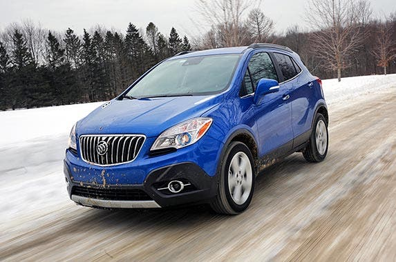 Buick Encore © General Motors