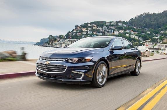 Chevrolet Malibu © General Motors