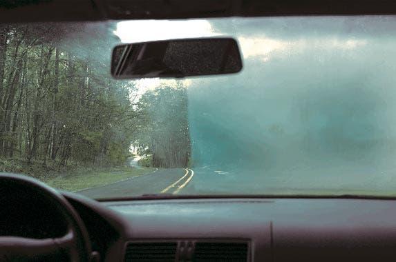 Anti-fog | Courtesy Rain-X