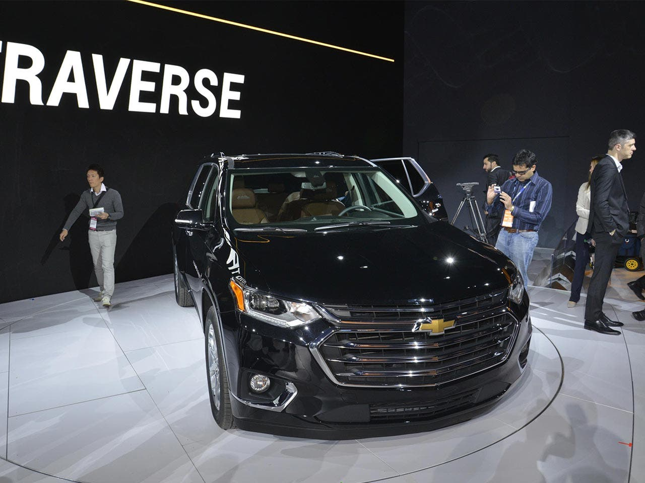 Family-friendly cars at the North American International Auto Show | Newspress USA