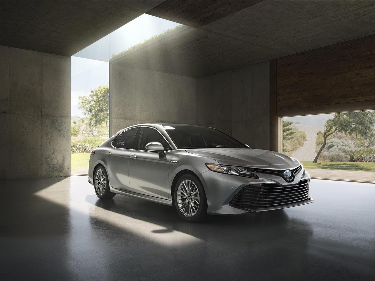 2018 Toyota Camry | Toyota