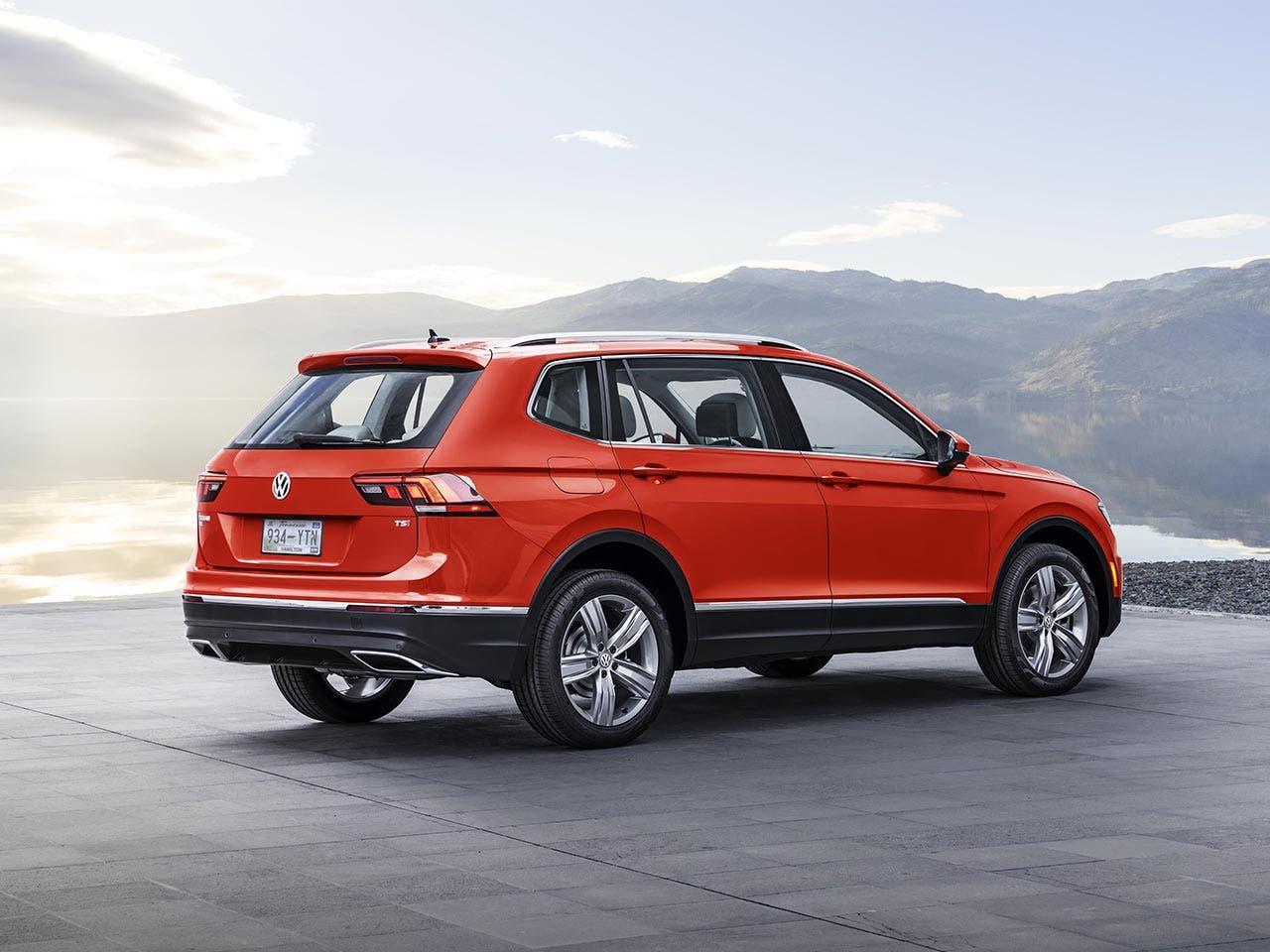 2018 Volkswagen Tiguan | Volkswagen