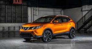 2018 Nissan Rogue Sport   Nissan