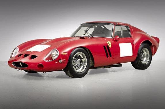 1962 Ferrari 250 GTO Coupe | Credit: Christian Martin/Artcurial