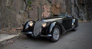 1939 Alfa Romeo 8C 2900 Lungo Spider | Credit: RM Sotheby's