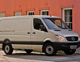2013 Mercedes-Benz Sprinter Cargo Van