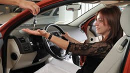 Car buying during and after the holidays