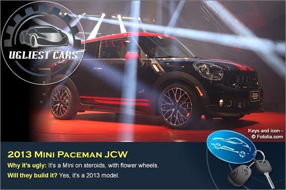 2013 Mini Paceman JCW