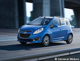 Chevy Spark LS © General Motors