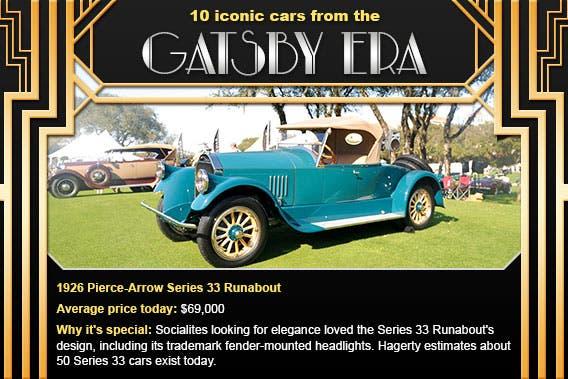 1926 Pierce-Arrow Series 33 Runabout