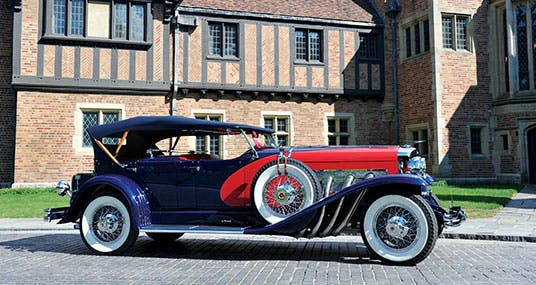 10 Great Cars of Gatsby's Roaring '20s | Bankrate.com