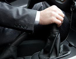 Manual transmissions are better for saving gas © AlexussK/Shutterstock.com