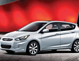 2013 Hyundai Accent Hatchback GS