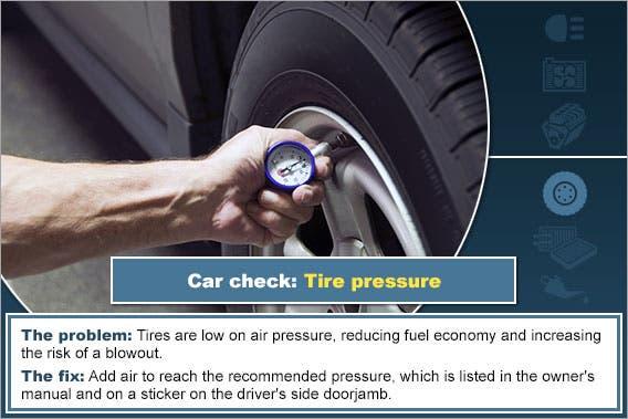Tire pressure © John Panella/Shutterstock.com