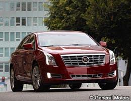 Cadillac XTS © General Motors