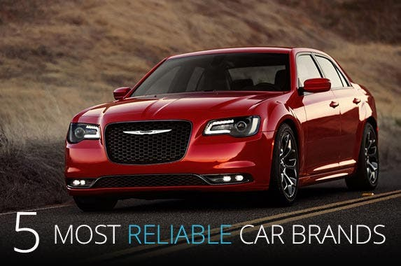 The 5 most reliable car companies | Chrysler