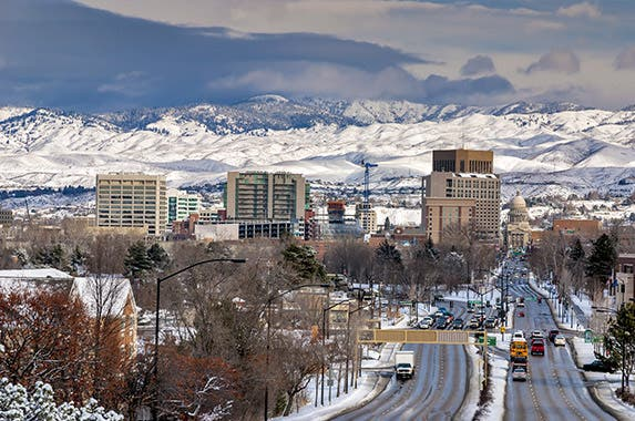 Boise, Idaho © Charles Knowles/Shutterstock.com