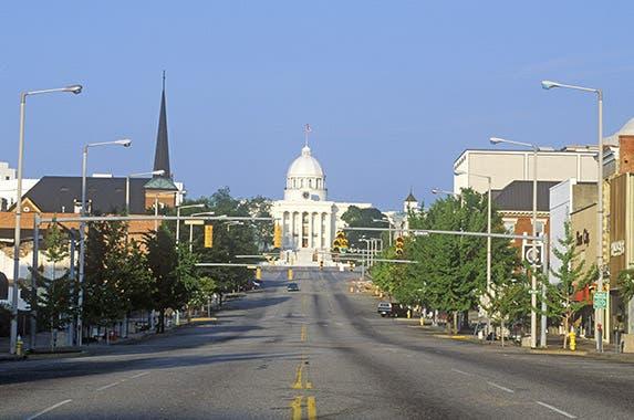 Montgomery, Ala. © spirit of America/Shutterstock.com