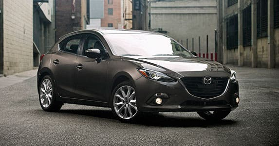 Mazda3 Touring Hatchback