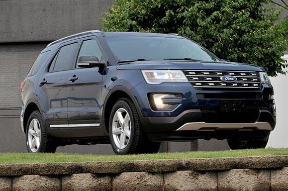 Ford Explorer | Ford