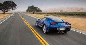 Chevrolet Corvette © General Motors