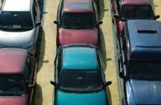 Cars in a row © Lars Christensen/Shutterstock.com