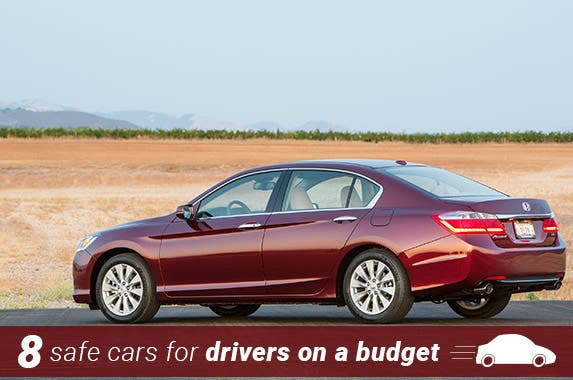 Safe cars for the budget-conscious