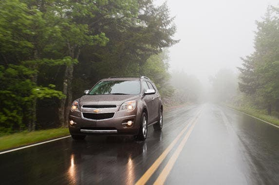 6 most dependable SUVs © General Motors