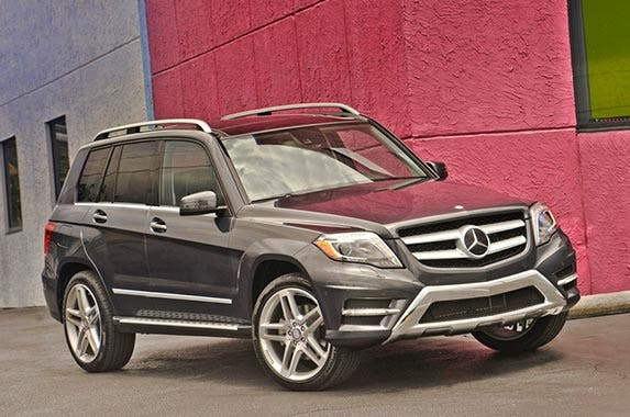Mercedes-Benz GLK-Class | Mercedes-Benz