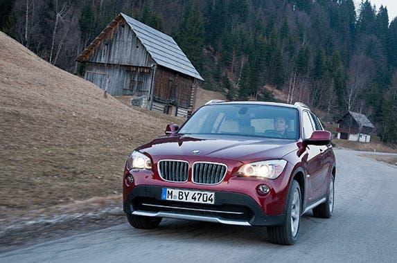 BMW X1 © BMW