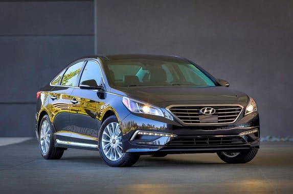 Hyundai Sonata © Hyundai