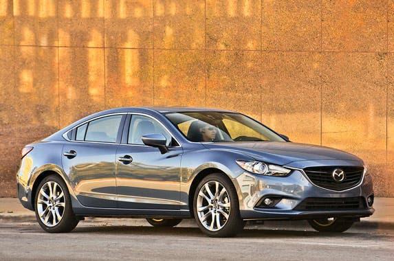 Mazda6 © Mazda