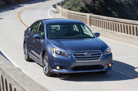 Subaru Legacy © Subaru