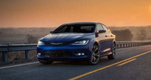 Chrysler 200 © Chrysler