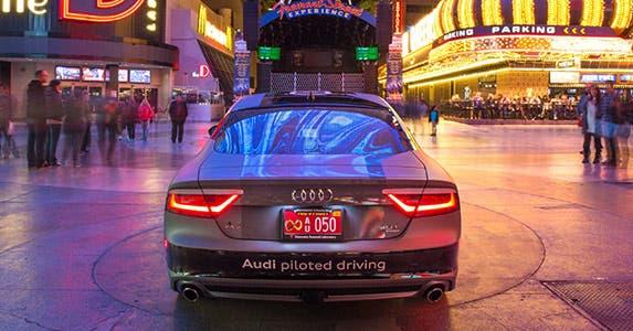 The future of driverless vehicles © iStock