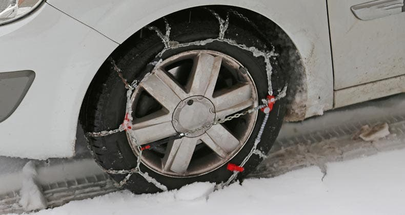 Should I Be Worried About Driving On Black Ice? | Bankrate.com