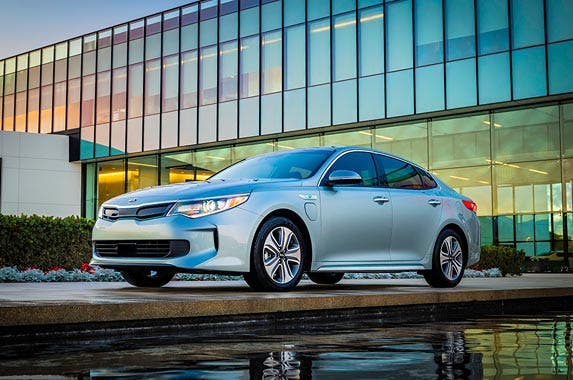 Kia Optima Plug-In Hybrid | Kia
