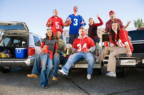 Top cars for tailgaters | Fuse/Getty Image