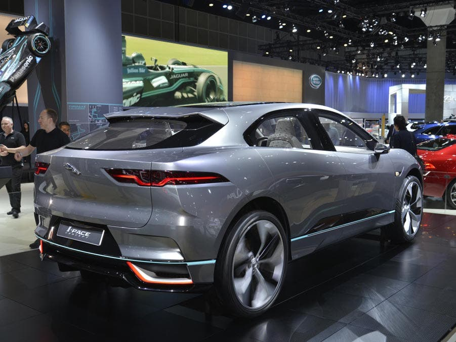 5 green cars that are red-hot, too | Jaguar