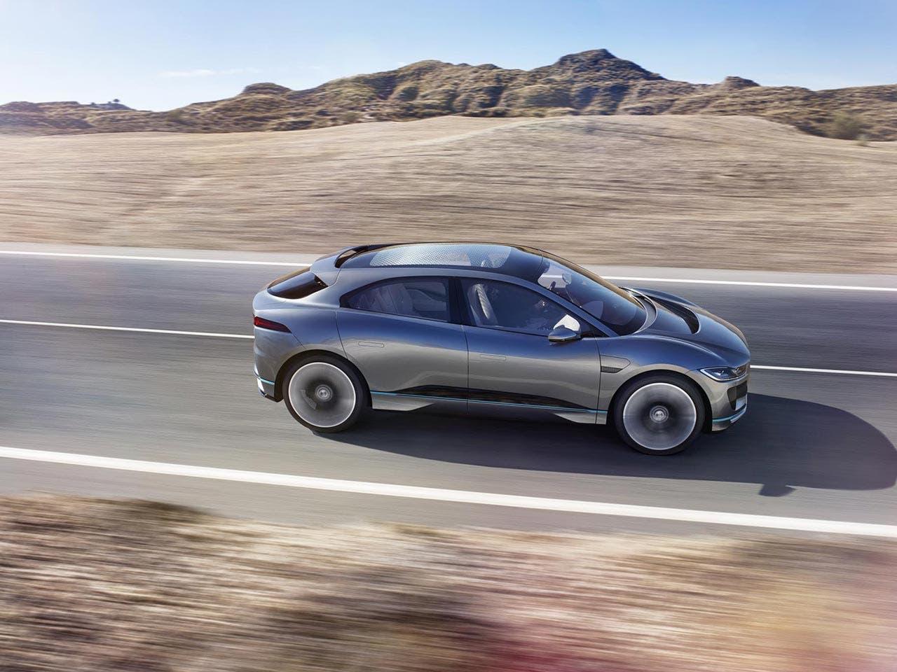 2018 Jaguar I-Pace   Jaguar