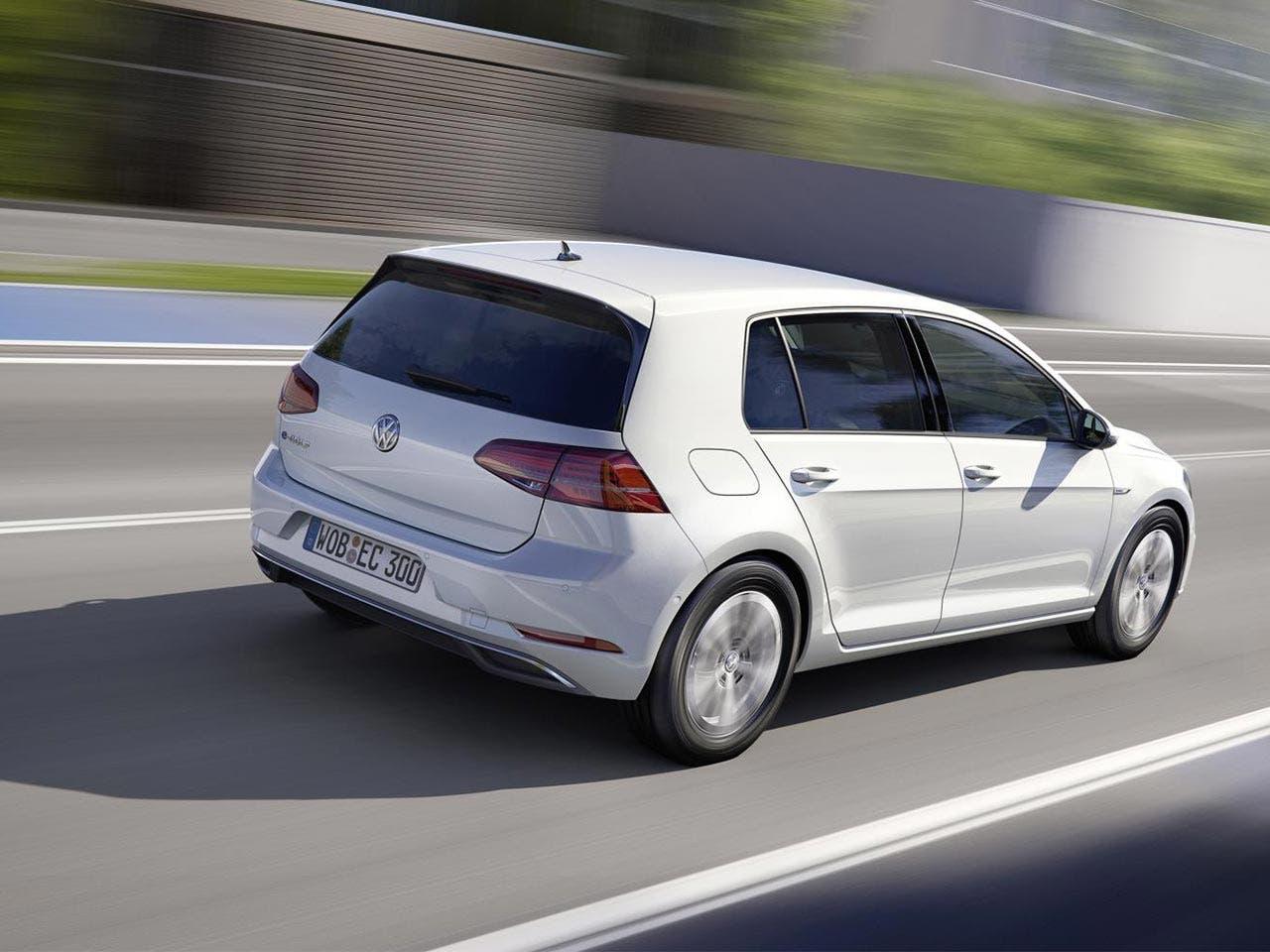 2017 Volkswagen e-Golf   Volkswagen
