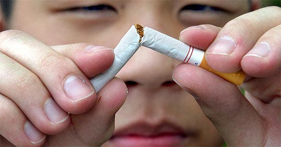 Smoke less, travel more   Jim Wilkes/Getty Images