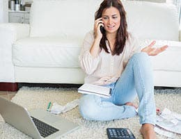 Negotiate household bills © wavebreakmedia/Shutterstock.com