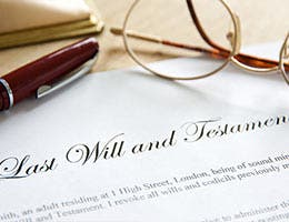 Tip No. 1: Take care of estate planning © SteveWoods/Shutterstock.com